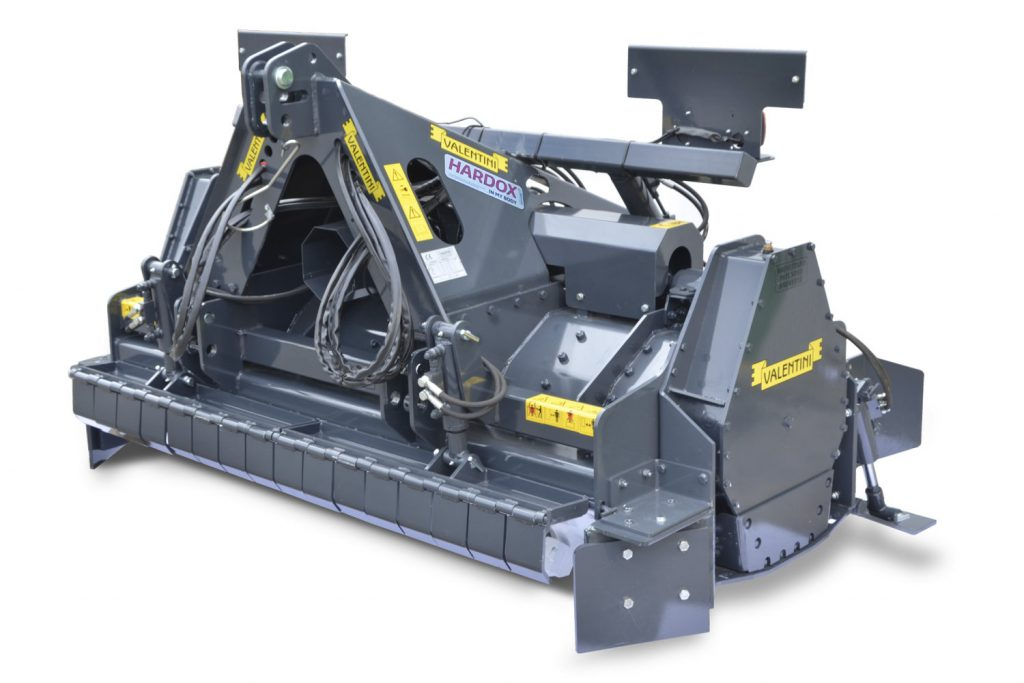 Forestry mulching CANNIBAL 2500